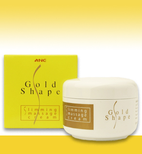 Gold Shape Massage Cream