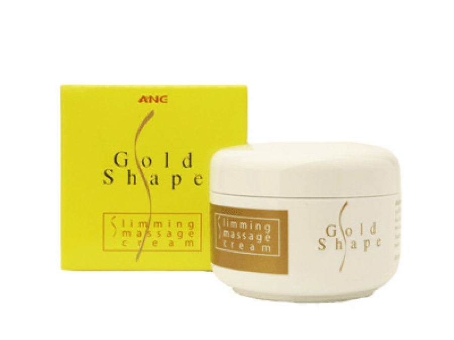 GoldShape Massage Cream